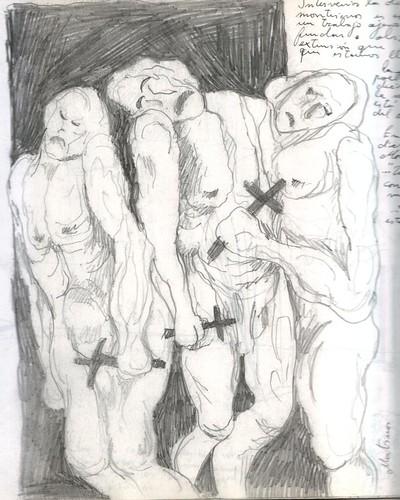 Pintura de Ricardo Montesinos 1