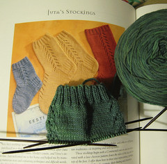Juta's Stockings Beginnings