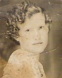 Grandma Young and Posed