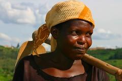 woman 7 (LindsayStark) Tags: africa travel portrait people women war rwanda humanrights genocide humanitarian humanitarianaid postconflict waraffected conflictaffected