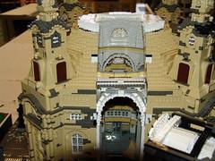FRE2007-112 (Joachim S. Mller) Tags: church toys lego kirche frauenkirche spielzeug frechen 1000steinede dresdnerfrauenkirche jahrestreffenfrechen2007