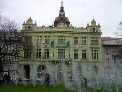 Mastanska Besada - Building