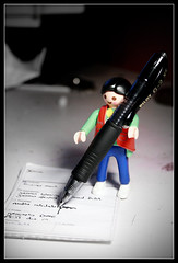 Playmobil Pocketmod - Miniture GTD (9/365)