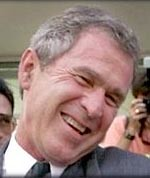 Bush Laughing2