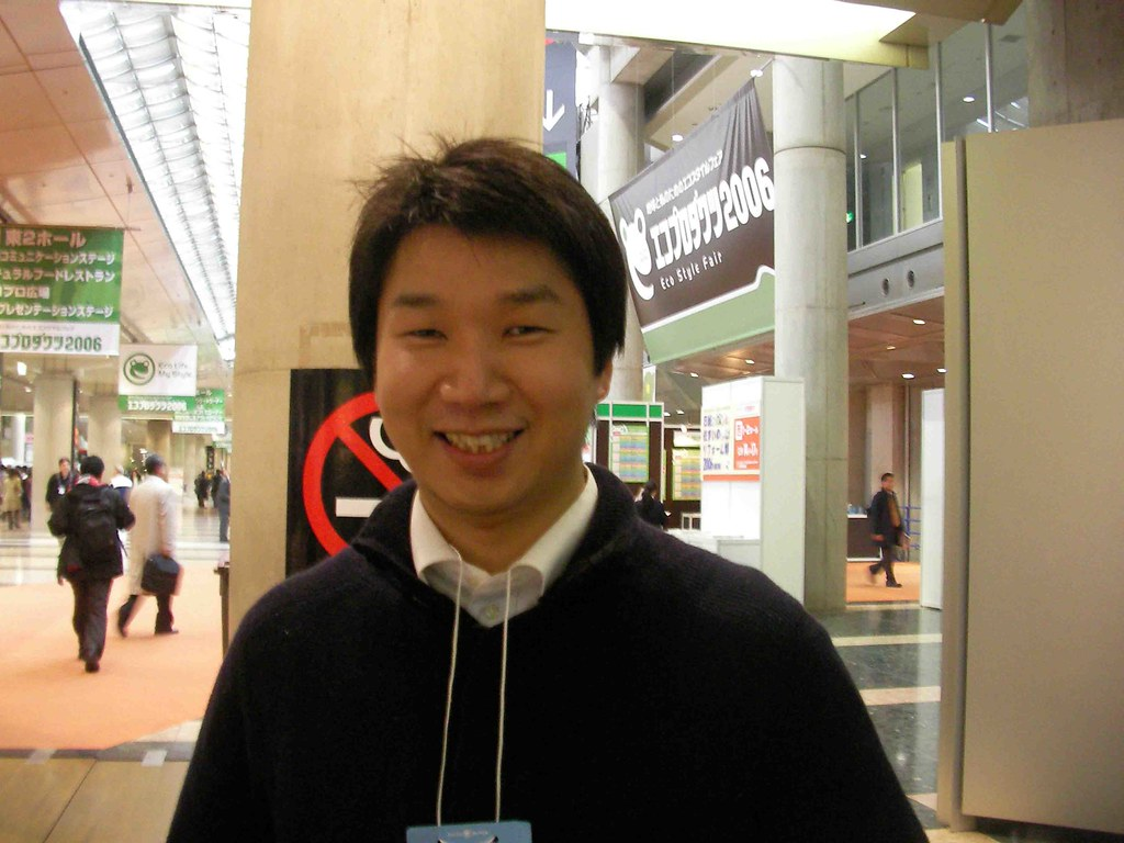 Kazu Kobayashi
