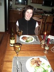 Celebration diner (ontogeny) Tags: estrellita