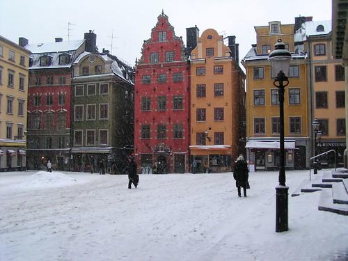 "Stockholm - Stortorget • <a style=""font-size:0.8em;"" href=""http://www.flickr.com/photos/26679841@N00/356314477/"" target=""_blank"">View on Flickr</a>"