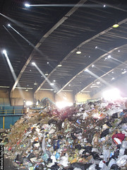 recycling center (Mostafa saghari) Tags: winter light iran dump ceiling recycle mashhad  recyclingcenter  mashad   beautifulrubish
