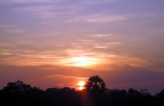cambodia (268) - sunset from angkor wat