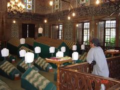 Makam2 Sultan Ahmed I dan Keluarga, Istanbul, Turkey