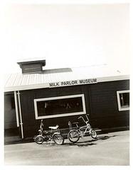 Milk Parlor Museum ~ Moun
