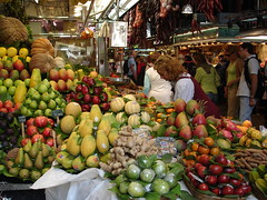 Boqueria - alles echt! (langkawi) Tags: barcelona fruit langkawi boqueria markthalle travelerphotos