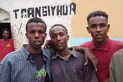 Jigjiga - men of the streets - five