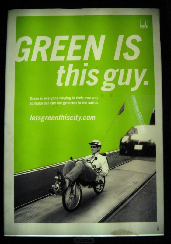 Greenwashing is this guy.