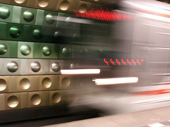 Photofriday: fast (mion.nl) Tags: metro fast photofriday copyrightmionnl mionnl