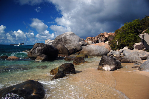 Virgin Gorda Baths