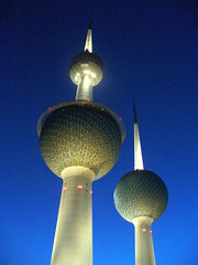 Q8 Towers (insight_ranjith) Tags: tower structure kuwait civilengineering