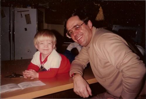 Grandpa D and Me