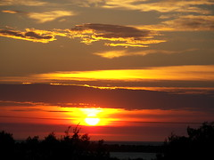Sunrising (grahamcas) Tags: sunset harbour coffs