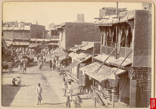 Karachi City Street View