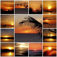 Sunset and sunrise mosaic (Iveta) Tags: sunset sunrise fdsflickrtoys searchthebest mosaic iveta byiveta