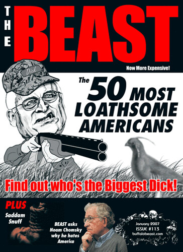 The Beast - Issue 113