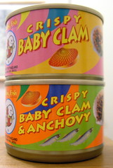 Crispy Clams