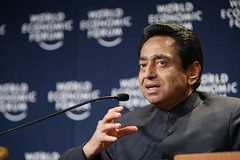 Kamal Nath - World Economic Forum Annual Meeti...