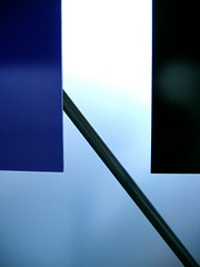 Black & Blue (HannyB) Tags: blue abstract black interestingness 100v10f minimal blackblue abigfave 20070130