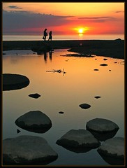 Going home in the evening (marika_te) Tags: sunset sea evening bravo stones quality balticsea latvia latvian firstquality splendiferous magicdonkey instantfave marikate outstandingshots abigfave p1f1 anawesomeshot colorphotoaward impressedbeauty superaplus aplusphoto 200750plusfaves irresistiblebeauty superbmasterpiece 200750plusfavesfebruarycontest flickrdiamond bratanesque superhearts searchandreward ultrashot ultrashotultraaward