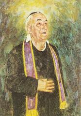 Pfarrer Augustinus Hieber