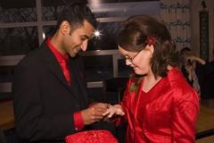 Rings (Line Bine) Tags: wedding guests denmark line aruna fakse