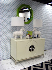 two horses (jodi*mckee) Tags: newyorkcity horses subway design shuttle lamps grandcentral decor jonathanadler topdesign
