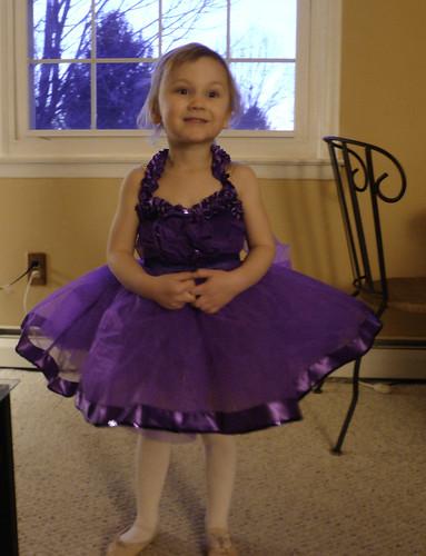 Jillian Ballerina
