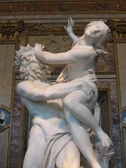 Bernini's Abduction of Proserpine (Jenthefun1) Tags: italy rome bernini borghese