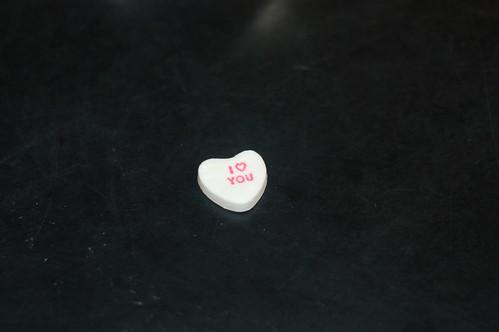 SFlickr Social Scene February 07: Candy Heart