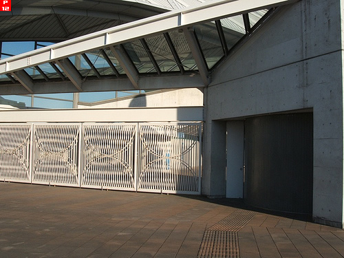 東京辰巳国際水泳場入り口2
