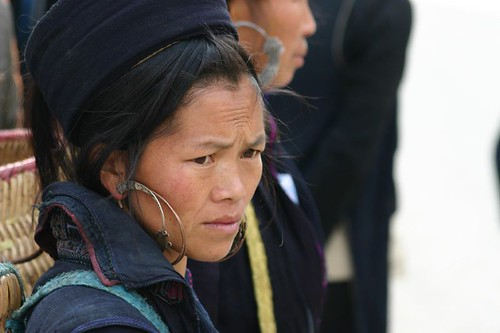Sapa Hill Tribe Woman...