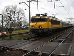 Intercity train Netherlands (giedje2200loc) Tags: railroad netherlands up train europe metro ns tram railway trains sp railways railfan bnsf intercity csx railion railfanning railvehicles