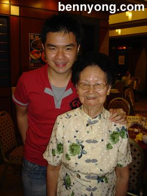 Grandma + Me