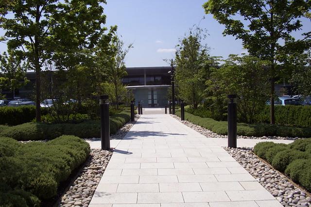 McLaren Technology Centre 023