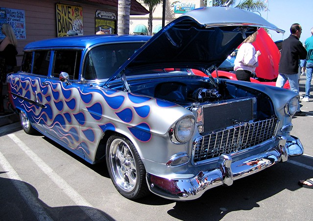 1955 Chevy Wagon