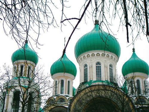 Romanov church, Vilnius