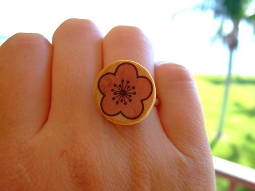 Sakura Ring