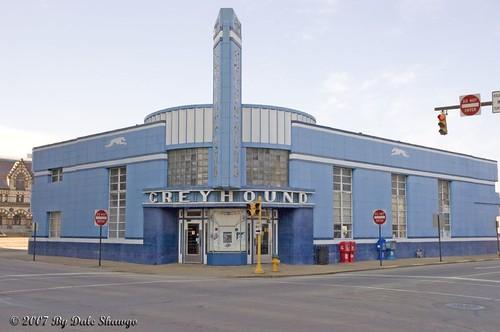 Evansville Bus Station