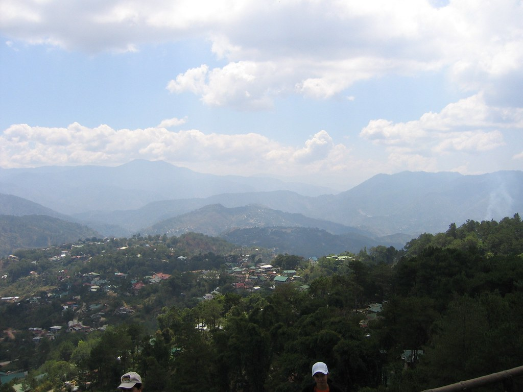 nice view, my Baguio brethren...