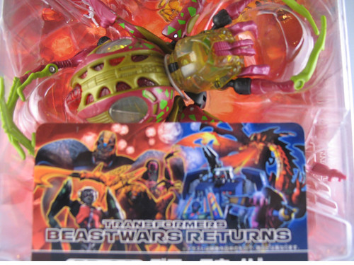 Takara Beast Wars Returns Black Widow (BR-04)