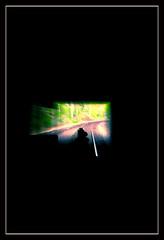 Come back (Frall) Tags: longexposure light speed canon germany licht movement darkness metro hamburg a95 lumiere bewegung ubahn rails hambourg vitesse schiene geschwindigkeit utrain