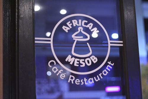 African Mesob