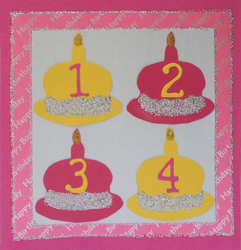 handmade birthday cards. Handmade birthday card